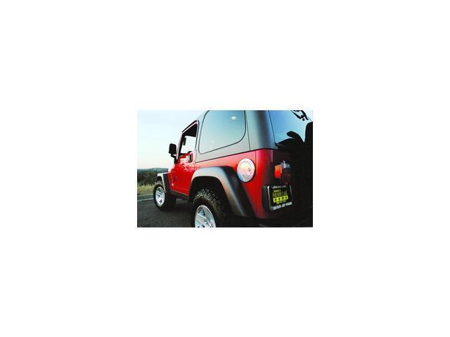 All Sales 6056PL Billet Fuel Door