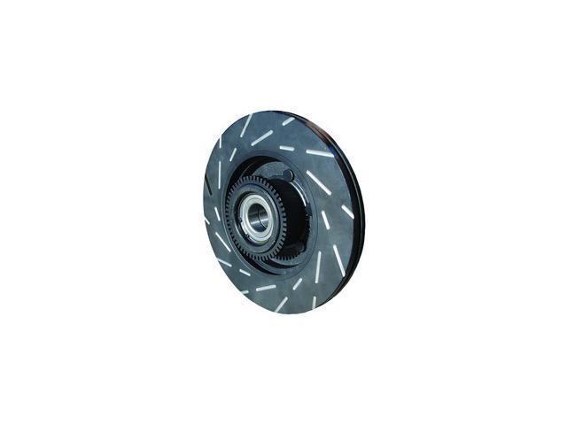 EBC Brakes USR7200 EBC USR Series Sport Slotted Rotor