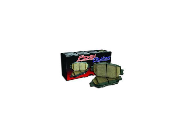 Centric-Power Slot 104.03960 Disc Brake Pad