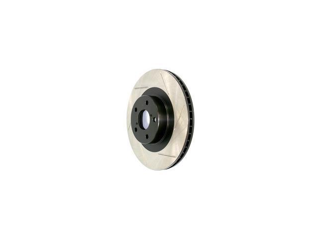 centric power slot brake rotors