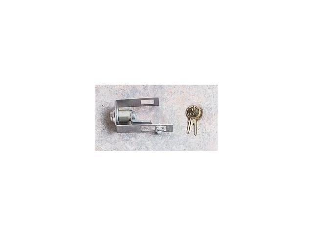 Rugged Ridge 11252.03 Hood Lock Kit, 1997 Jeep Wrangler TJ