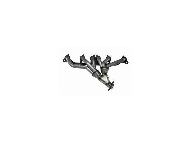 Rugged Ridge 17650.01 Stainless Steel Header, 4.0L, 87-98 Jeep Models