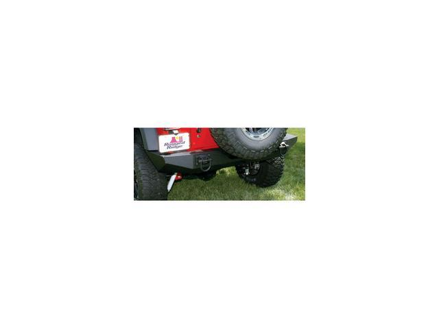 Rugged Ridge 11546.20 Xtreme Heavy Duty Rear Bumper