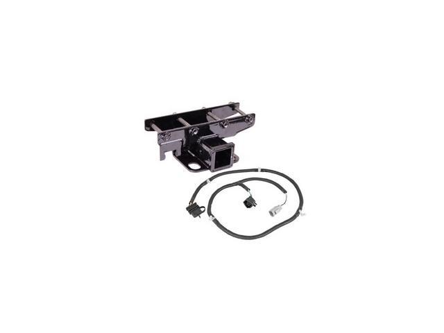 Rugged Ridge 11580.51 Rear Trailer Hitch