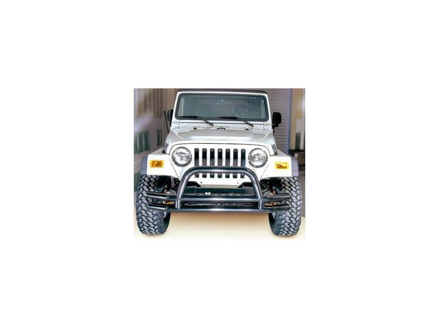 Rugged Ridge 11560.01 Front Tube Bumper