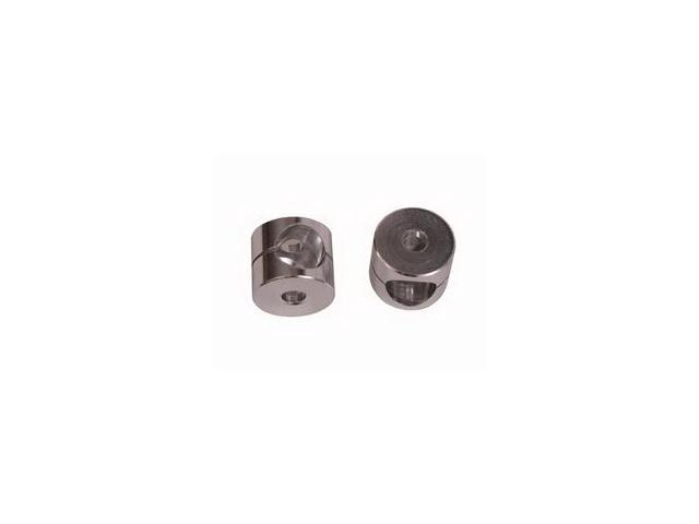 Rugged Ridge 11029.02 Mirror Arm Bushings, Aluminum, 55-86 Jeep CJ Models