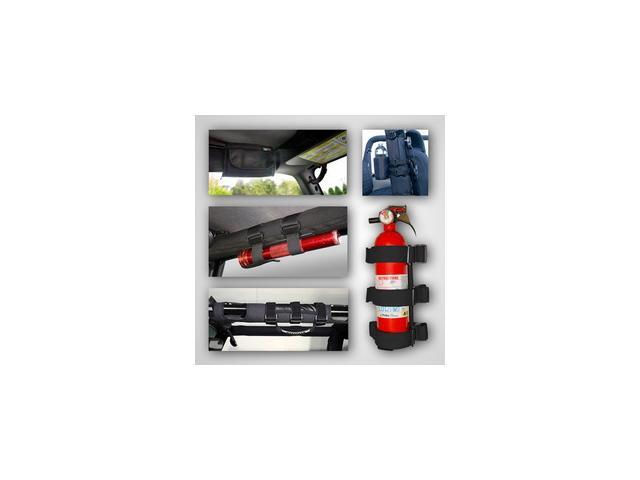 Rugged Ridge 12495.01 Interior Roll Bar Trim Kit