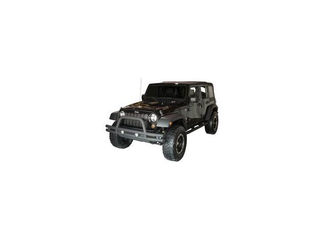 Rugged Ridge 11561.10 Front Tube Bumper