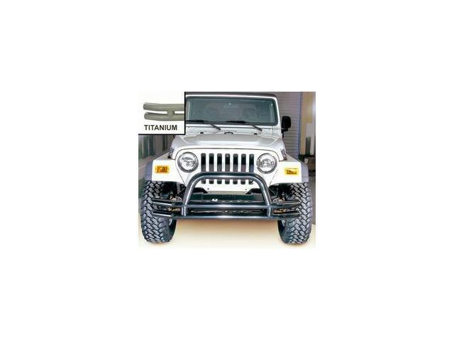 Rugged Ridge 11562.01 Front Tube Bumper