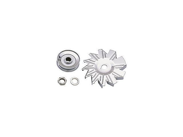 Trans-Dapt Performance Products 9446 Alternator Fan And Pulley