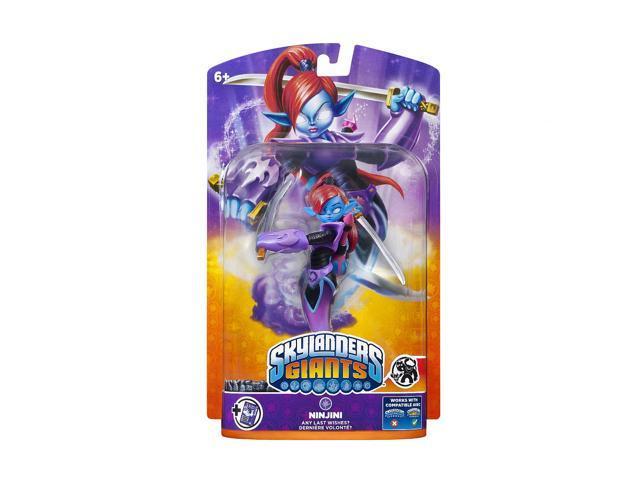 Skylanders Giants Individual Character Pack - Ninjini