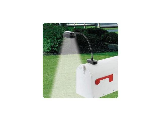 Set of 2 14 Inch Solar Powered Mailbox Light