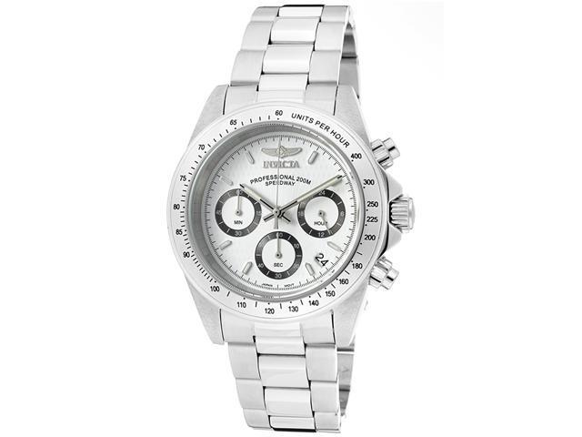 Invicta Men's 9211 Speedway Chronograph Stainless Steel Watch