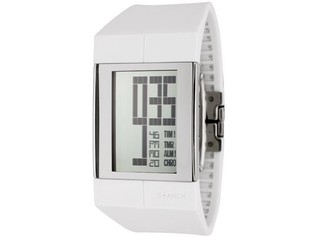 Philippe Starck Digital Men's Quartz Watch PH1111