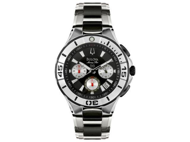 Bulova Men's Marine Star watch #98B013