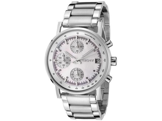 DKNY NY4331 Women's Mother-of-Pearl Dial Chronograph Watch