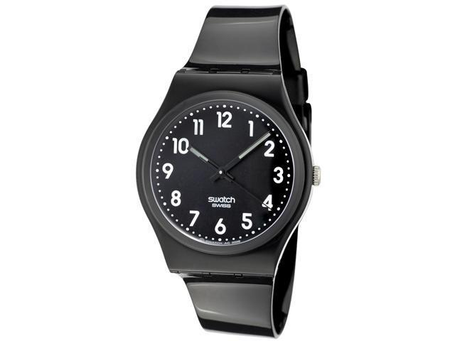 Swatch Originals Gent Black Suit Watch GB247