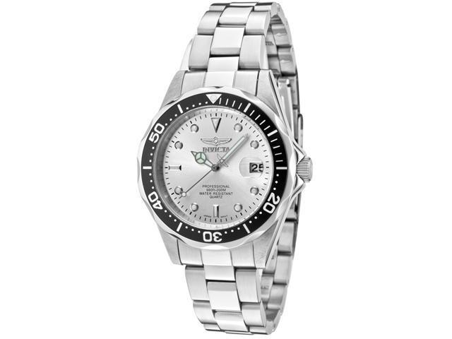 Invicta Women's Pro Diver Silver Dial Stainless Steel