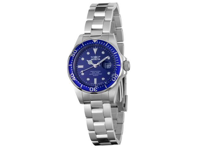 Invicta Women's Pro Diver Stainless Steel
