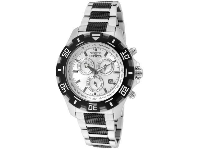 Men's Invicta II 6409 Chronograph Two Tone Watch