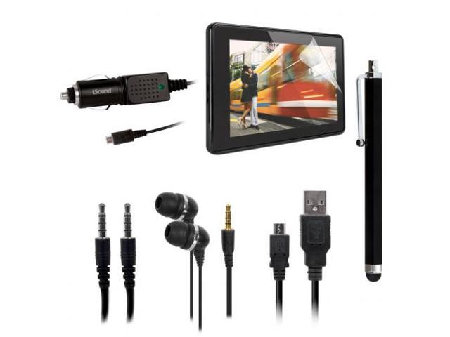 iSound-3403 Kindle Fire Starter Bundle