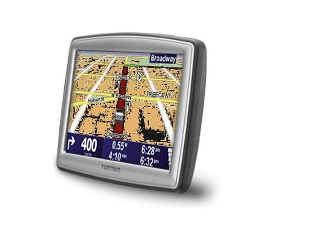 "TomTom XXL 530-S 5.0"" GPS Navigation with Spoken Instruction & Street Names"