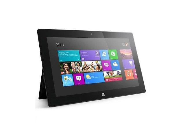 """Microsoft Surface RT 7XR-00001 32GB SSD 10.6"""" Tablet"""