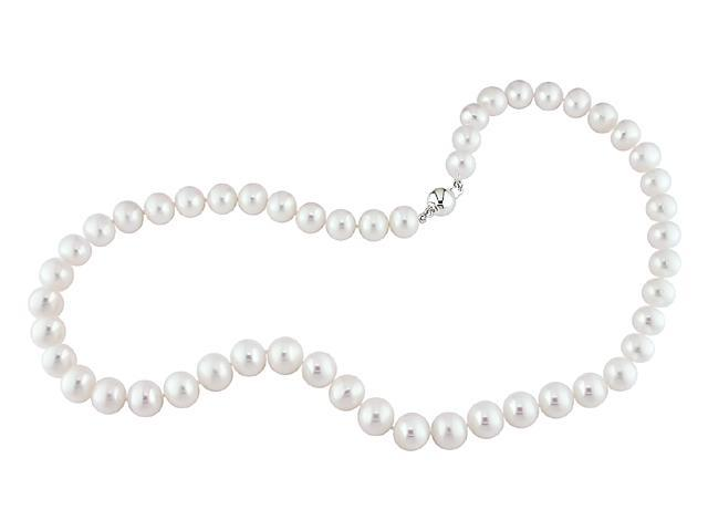 9-10mm Cultured Freshwater Pearl Necklace