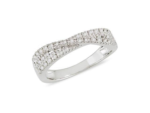 1/4 ct.t.w. Diamond Ring in Silver, I3, G-H-I