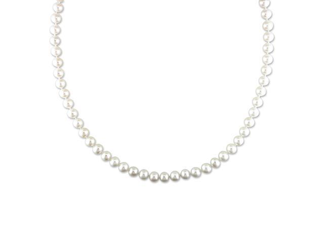"""7-7.5mm Endless Freshwater Pearl Necklace 36"""""""