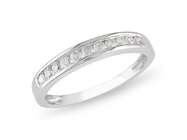 1/4ct Diamond TW Fashion Ring 10k White Gold