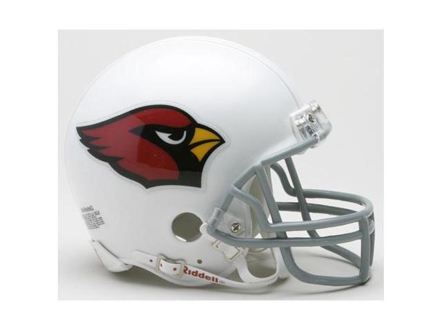 Creative Sports RD-CARDINALS-MR Arizona Cardinals Riddell Mini Football Helmet