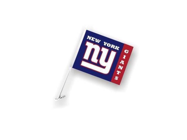 Fremont Die Consumer F98975 Car Flag 11.5 x 14.5 New York Giants