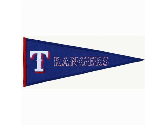 Winning Streak WSS-60270 Texas Rangers MLB Traditions Pennant 13x32