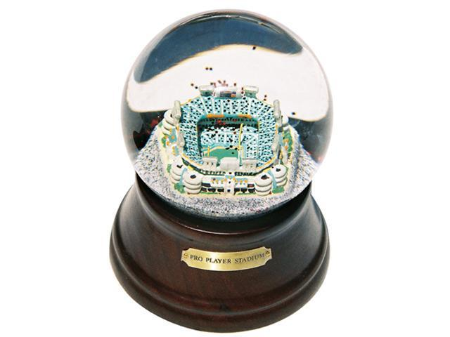 Paragon Innovations Co  Pro Player Baseball Replica in a Musical Globe.  Clap your Hands and