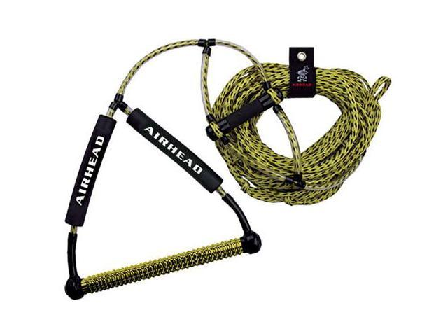 Airhead Wakeboard Rope Yellow Phat Grip Ahwr-1