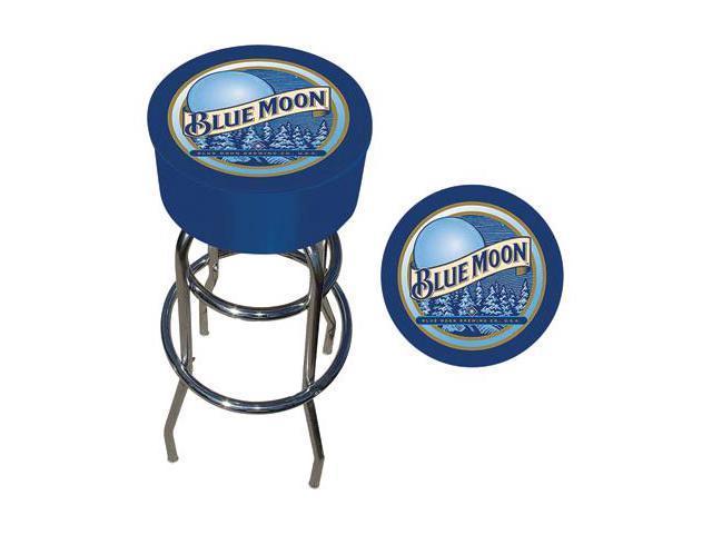 "Blue Moon Padded Bar Stool 7.5"" High by 14.75- BM1000"