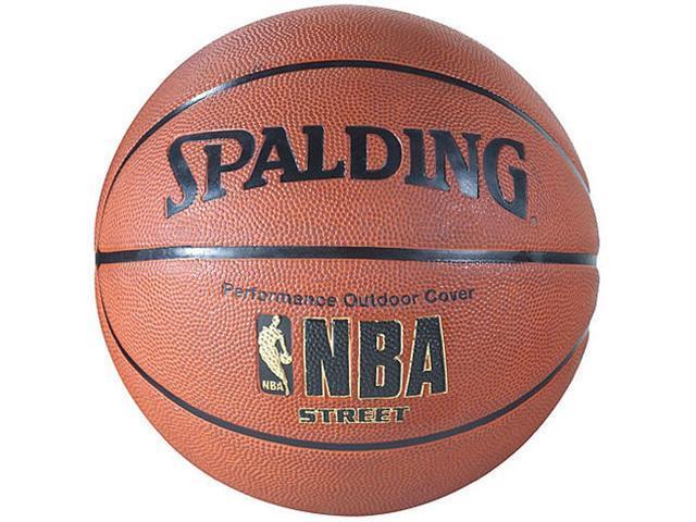 Spalding 63-249E 29.5 in. NBA Street Basketball