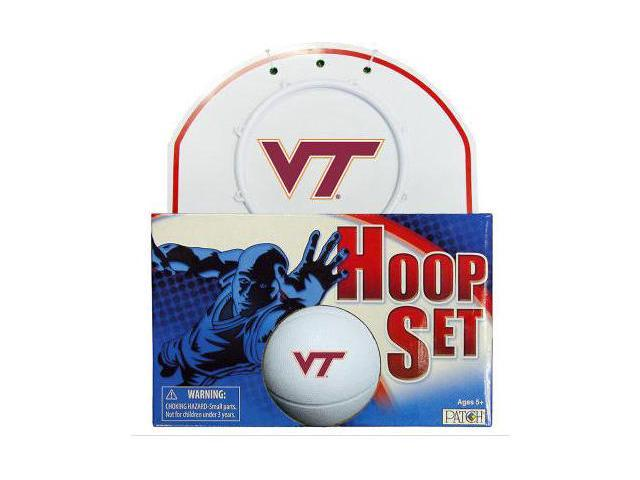 Patch N64600 Hoop Set- Virginia Tech- Pack of 2