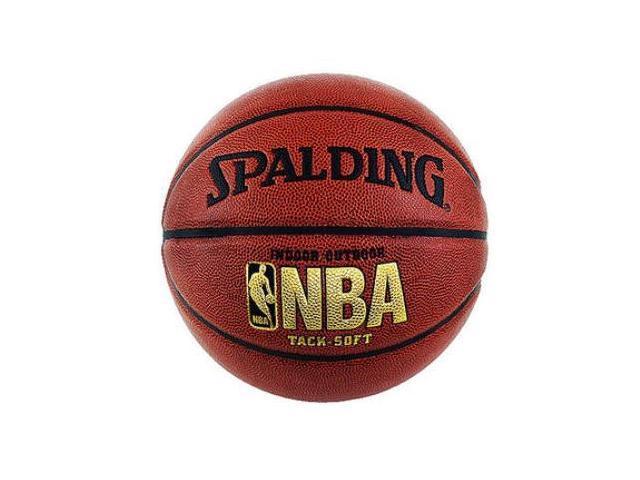 Spalding 64-470E 28.5 in. NBA Tack Soft Basketball