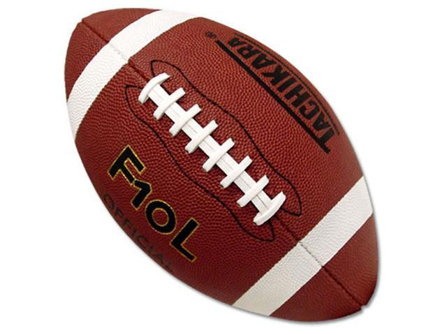 Tachikara F10L Official Sized Football - Brown