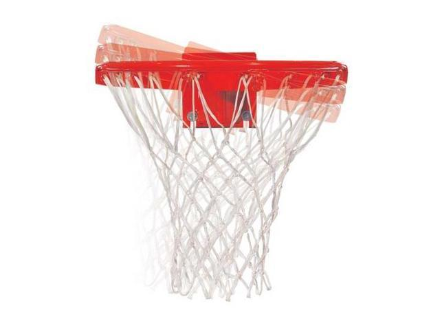Spalding 411-526 180 Breakaway Basketball Goal - Orange
