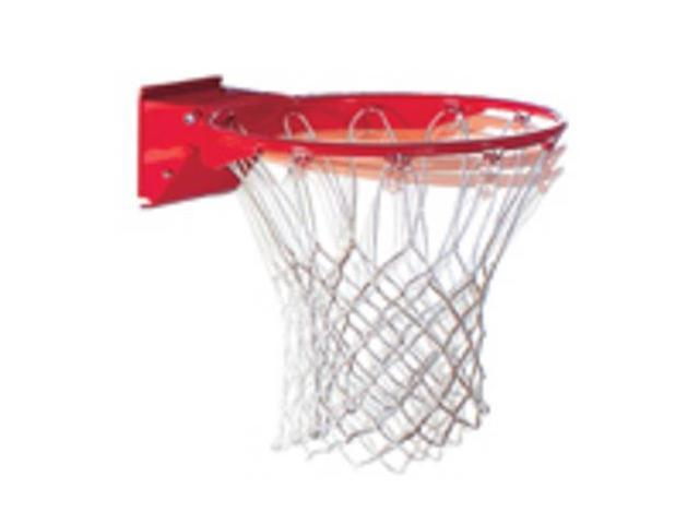Spalding 411-519 Positive Lock Basketball Goal - Orange