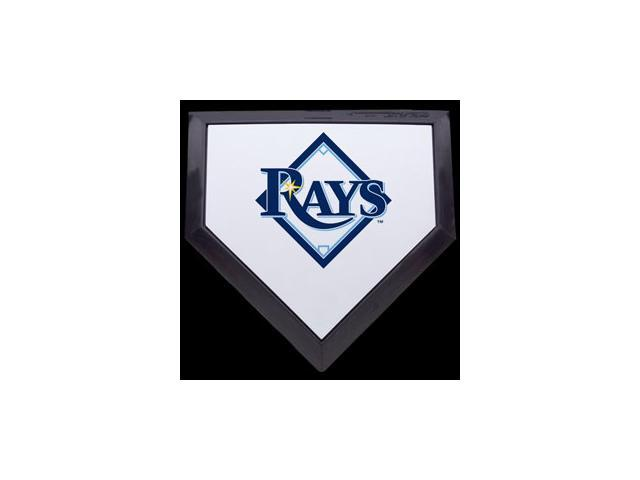 Tampa Bay Rays Official MLB Pocket Home Plate by Schutt Sports 260841