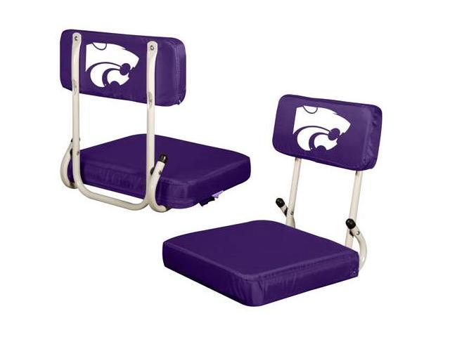 Logo Chair 158-94 Kansas State Hard Back Stadium Seat