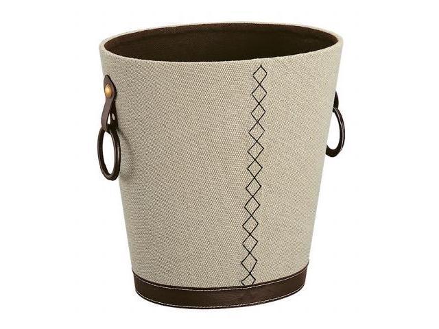 Neu Home 53581 Oval Basket Beige-Brown