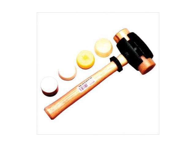 Garland Mfg 311-31003 Size 3 Split-Head Rawhide Hammer