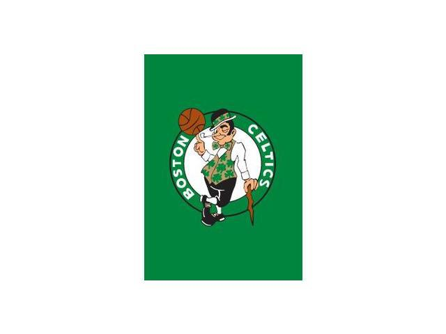 Party Animal GFCEL Boston Celtics Garden - Window Flag