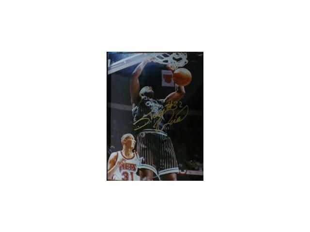 Powers Collectibles 15960 Signed O Neal Shaquille 11x14 Photo