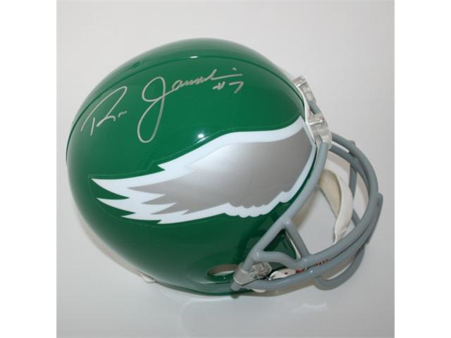 Victory Collectibles VIC-000199-30358 Ron Jaworski Autographed Throwback 1974-95 Philadelphia Replica Helmet
